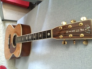 Acoustic session guitar tracks, online session guitar tracks, Martin J-40